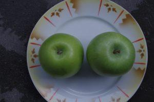 Apfel (Malus) Granny Smith