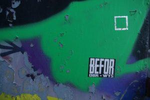 BEFOR-OBK-WYS bei Bülk / Strande