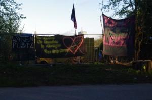 Besetzung Prüner Schlag in Kiel