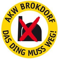 AKW Brokdorf - das Ding muss weg!