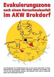 Brokdorf: Katastrophe Katastrophenschutz