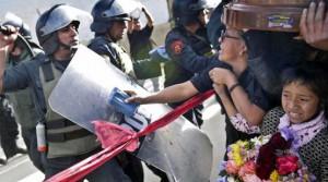 Cajamarca Goldmine vs. Menschenrechte