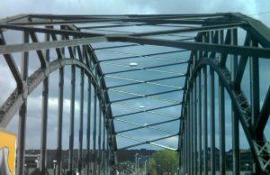 Gablenzbrücke 1998