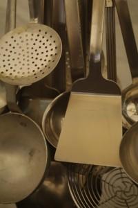 Antiatomcamp Kiel: Küchenzelt-Impression