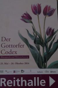 Ausstellung der Gottorfer Codex