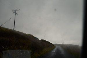 Im Nebel an der irischen Westküste - Foto von Jacob Zimmermann
