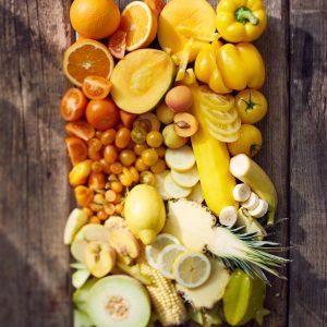 Jacob Zimmermann: Gelb - Obst und Gemüse