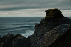 Westliche Steilküsteküste Irlands - Foto von Jacob Zimmermann
