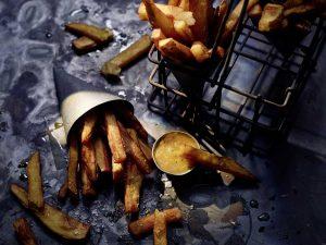 Pommes frites -- Foto von Jacob Zimmermann
