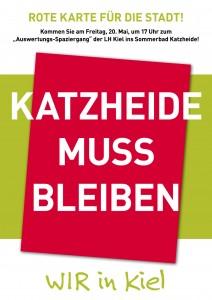Katzheide-Plakat Mai 2016