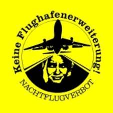 Keine Flughafenerweiterung - Nachtflugverbot!