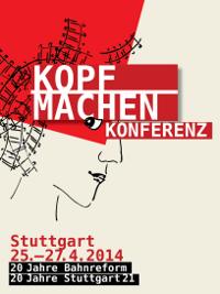 Kopf machen Konferenz in Stuttgart
