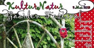 Kultur Natur Gaarden Festival am 9.5. in Kiel