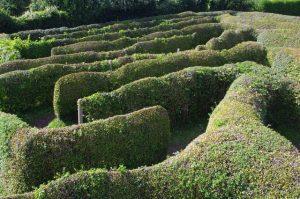 Labyrinth in Probsteierhagen