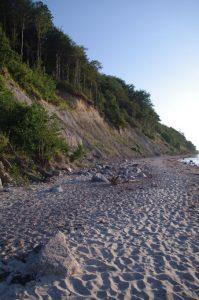 Ostseesteilküste bei Dänisch-Nienhof
