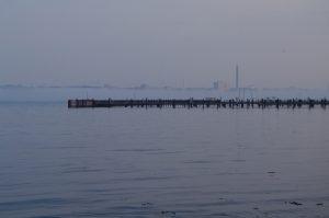 Ostufer im Nebel