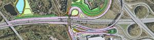 Planfeststellungsverfahren Anschlussstelle Kiel Mitte an der A215: Einwendungen sind bis 23.10.2014 möglich.