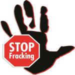 Stop Fracking - Ein Aspekt des Volksbegehrens zum Schutz des Wassers in Schleswig-Holstein