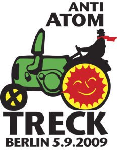 Anti-Atom-Treck 29.8.-5.9.2009
