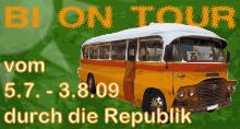 Info- und Mobilisierungstour für den Anti- Atom- Treck nach Berlin