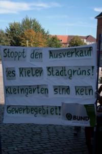 BUND Kiel gegen Möbel Kraft
