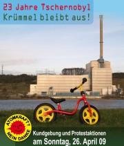 Krümmel-Demo 2009