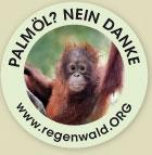 Palmöl - Nein danke