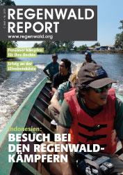 RegenwaldReport 02/2009